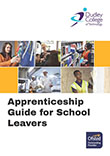 Guide for school leavers cover