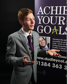 Dudley College | Subject Areas | Enterprise