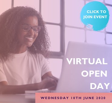 Virtual Open Day 10th June 2020