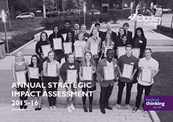 Annual Strategic Impact Assessment 2015-16