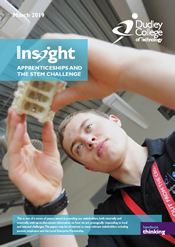 Apprenticeships and the STEM Challenge - March 2019